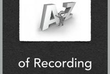 Audio Recording Tips