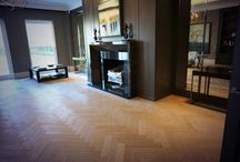 Shire Mill Collection / 29 Bespoke American Engineered Oak Floors by Pietra Wood & stone