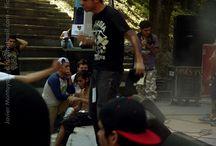 Motín - Altavoz 2014 / Participación de la banda Motín, en las eliminatorias del género Hard Core para el festival Altavoz en su edición 2014. Medellín, Colombia