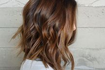 Hair styling / Lang haar