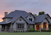 Houses / by Stephanie Nichols