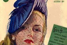 Cosmopolitan vintage