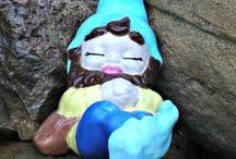 Paint Your Way Through the Garden Gate with Funny Gnomes