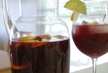Beverages / Everyday deserves a drink....plain or alcoholic / by Heidi Verzwyvelt