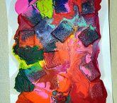 Kindergarten Misc Art / by Peggy Fennemore