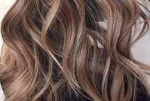 Balayage - hårfarge