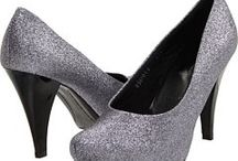 Glittery Glam / by Shoeaholics Anonymous