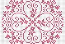 Cross Stitch Mandala