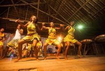 Art Programs / Art in Tanzania is developing young musicians and dancers in Tanzania. We focus on traditional African music with hectic drum rhythms and dancing.  We look for Western artists to join the program for cultural exchange. We also develop school music teaching.