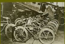Bikes in History / All about the role that bikes and cyclists have played in history, both in peace time and in war time.