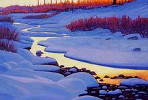 2) Landscape - Nicholas Bott