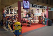 IFEMA - INTERGIFT 2015 / Stand de New Import en INTERGIFT - IFEMA