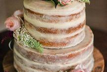 Naked torte