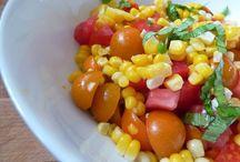 Salads / by Jayme Braida