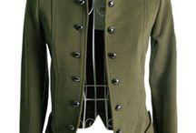 Victorian/pirate fashion