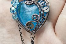 Project Jewelry Wire Wrap  / by Teri S