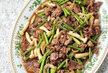 Stir Fry Recipes / Asian stir fries