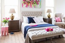 Bedroom / Bedroom decoration, colour schemes and style inspiration