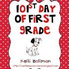 101st Day of SCHOOL!