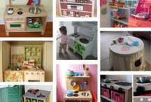 Kitchen Play-sets ~
