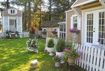 Garden - Sheds, Studios, Retreats / by Andrea ...