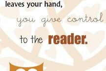 Quotes for Authors and Readers