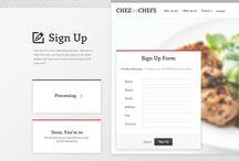 Signup/registration