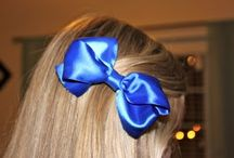 Hair Accessories Inspiration / Things to Make & Sell - Tutorials & Ideas / by Jenny Chipman