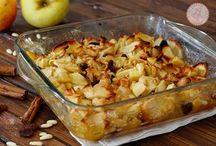 Dolci e torte con le mele