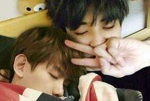 EXO|Chanbaek| >.<