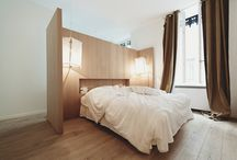 interiors /  bedrooms / by malena