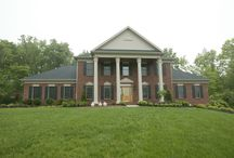 Custom Home Elevations / Custom Homes built by Cullen Brothers throughout the years.
