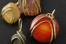Wire wrapping projects