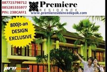 Cluster Townhouse Premiere Residence Depok / Cluster Townhouse Premiere Residence Depok