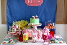 Party supplies : Peppa pig theme / Peppa pig party supplies and ideas