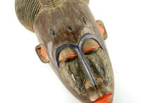Art of Ghana / Wooden furniture and masks from the heart of Africa!