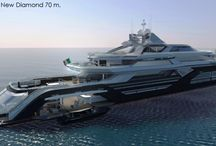 Yachts / YACHT,BOATS,SWIMMER VEHICLE