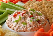 Food - Dips, Snacks and Yum!