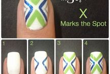 nail art e make-up