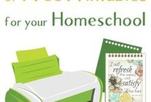 Homeschooling pages