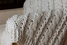 Crochet - Solid Afghans / by Ginger Alumbaugh
