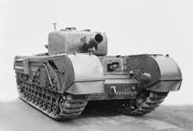 WW2 - CHURCHILL AVRE