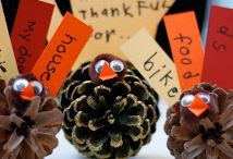 Thanksgiving / by Linda Moeggenberg