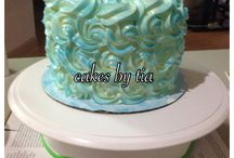 Cakes I've made / Instagram: cakes_by_tia / by Tia Coleman