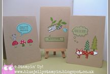 Stampin Up Life in the Forest / by Deborah Newman
