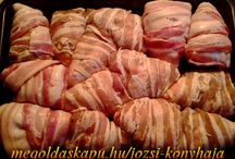 """CSIRKESZÁRNY receptek """"Józsi Konyhája"""" - Kautz József receptjei / CSIRKESZÁRNY receptek Kautz József a csirkeszárnyból készült ételeket, a legváltozatosabb módon kínálja a Kedves Látogatóknak. A tálalásából is sokat lehet tanulni. http://megoldaskapu.hu/csirkeszarny-receptek/jozsi-konyhaja-kautz-jozsef-receptjei"""
