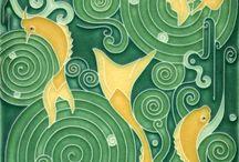 Azulejos - tile - tuile
