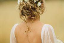 kapsels bruiloft