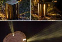 Tronchi di luce