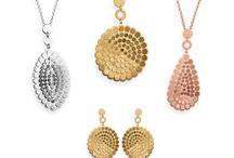 Strieborné šperky Dilema / Strieborné šperky Dilema v rôznych tvaroch a farebných prevedeniach